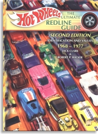[book cover] The Ultimate Redline Guide, Second Edition, Identification and Values, (Jack Clark and Robert P. Wicker)